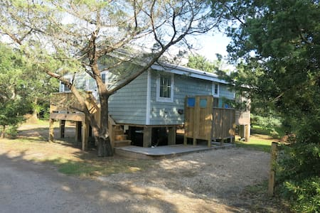 24, Mark's Path - Ocracoke - 独立屋