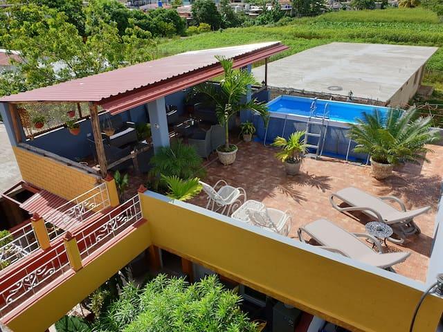 5 star luxury in Vinales (Room 4)