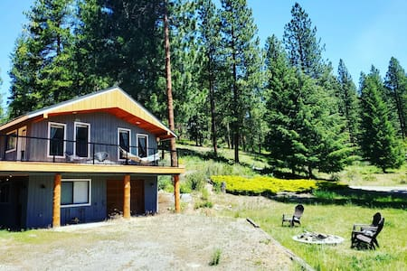 Cozy, Wooded Guesthouse Near Leavenworth