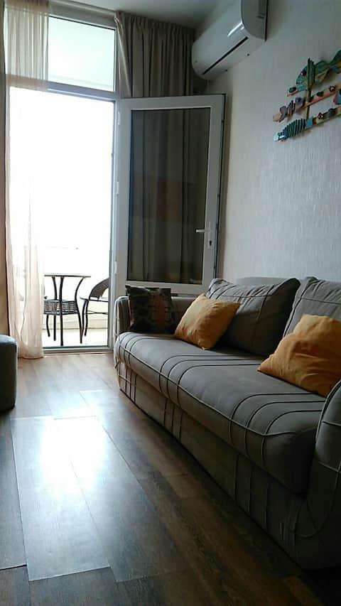 Comfortable apartment in Kobuleti