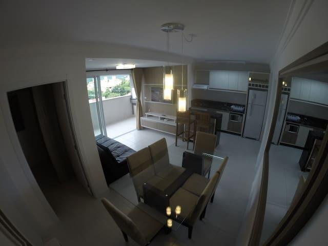 Apartamento em Bombas Novo - Bombinhas - Apartamento