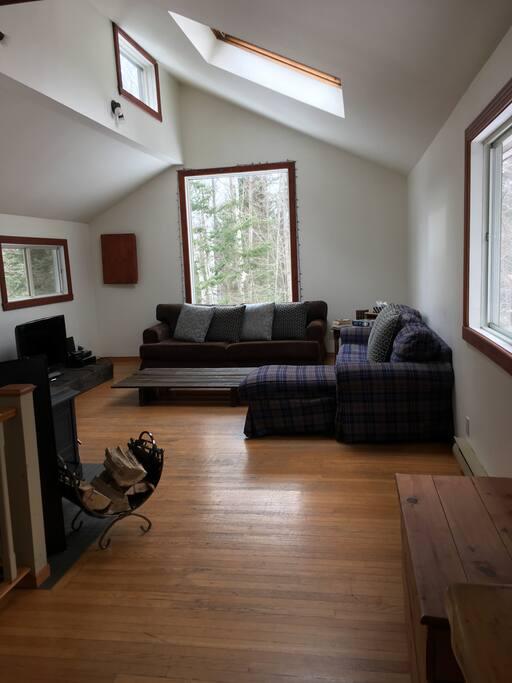 Living room (new couch arrangements)