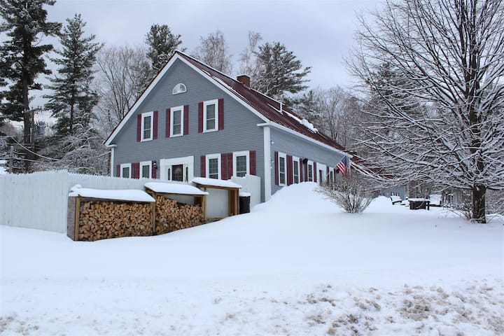Slopeside Farmhouse