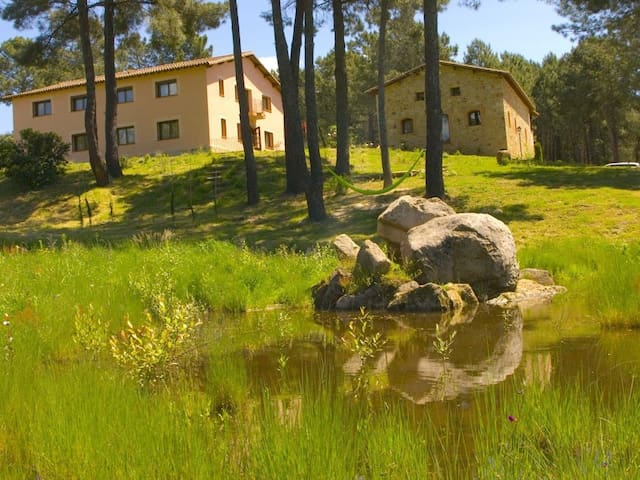 Alojamiento rural para 9 personas