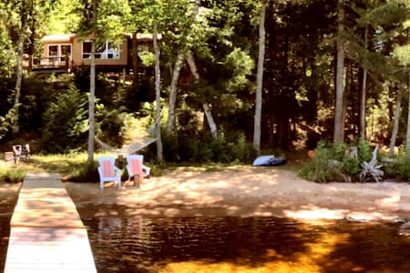 Gold Lake Getaway-From-It-All - Harcourt - 小木屋