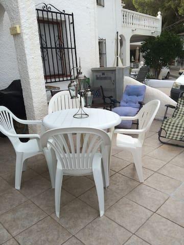 Moraira-2 bedroomed apartment - Teulada - Apartment