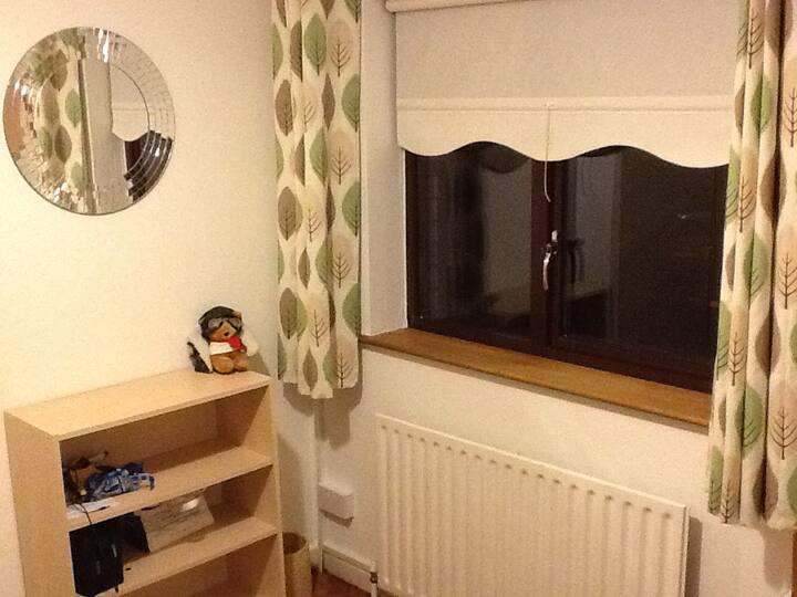 Rathfarnham bright single room
