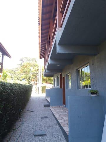 Apartamento Centrinho do Campeche, 1500mts do Mar.