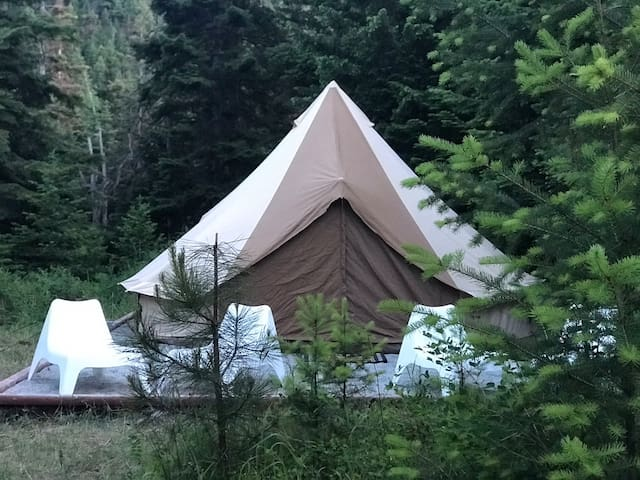 Edelweiss Glamping Tent