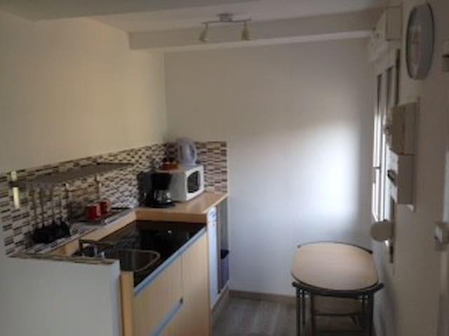 Studio les gommettes 1 - Butot-Vénesville - Apartment