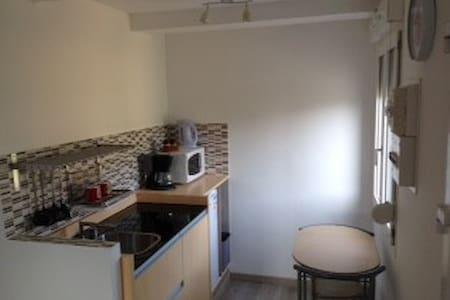 Studio les gommettes 1 - Butot-Vénesville - Wohnung