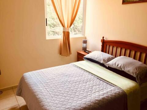 Apartamento completo, cómodo y seguro en Oaxaca.