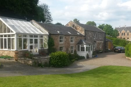 Twin room - Lasswade - Bed & Breakfast