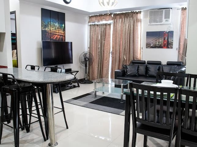 Cubao ManhattanHeights Unit 5H Tower C, 2BR
