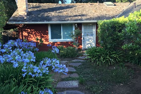 Executive studio with kitchen and private backyard - Los Altos - Pis
