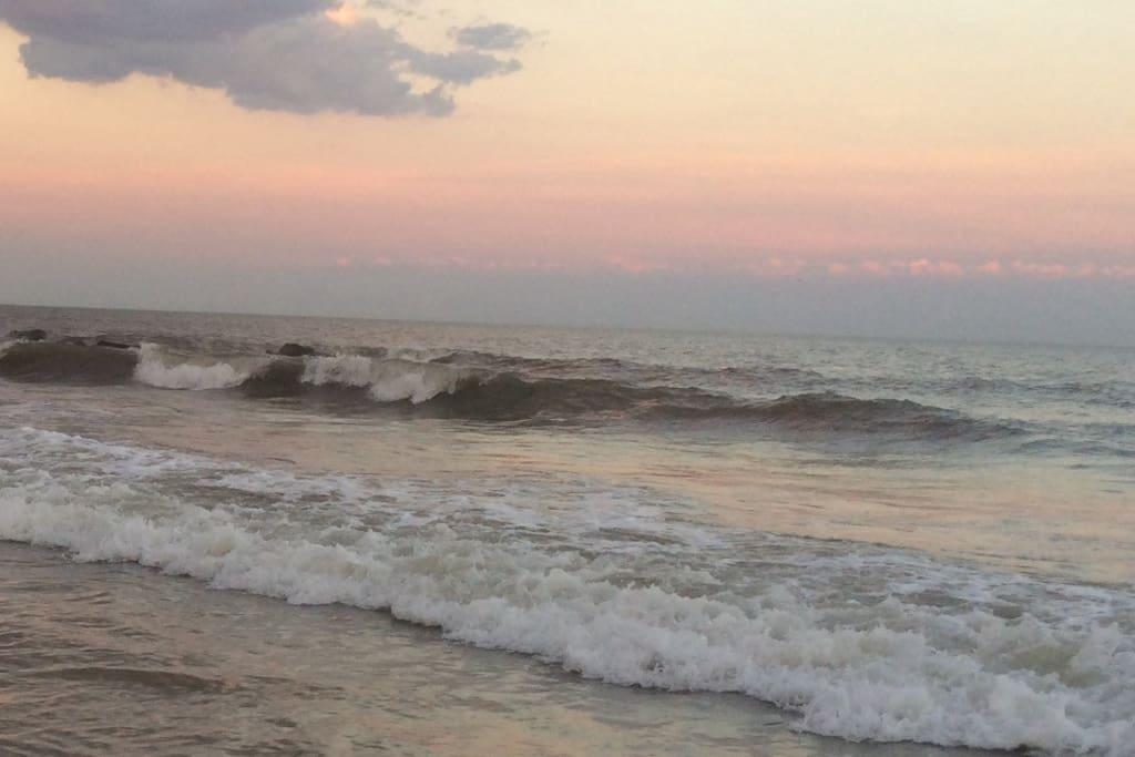 Perfect beach...