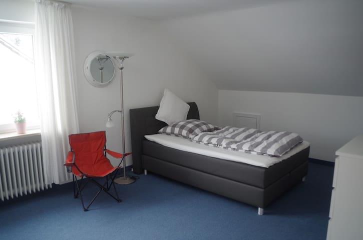 Gemütliches Ambiente 2 - Augsburg - House