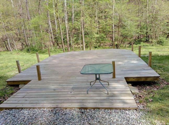 Romantic Private Retreat Campsite - PawPaw