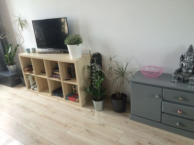 Cosy ,renovated ,2-room apartment. - Gdańsk - Apartment