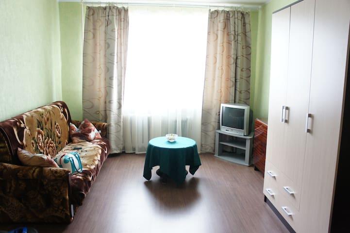 Однокомнатная квартира в центре города - Sortavala - Lejlighed