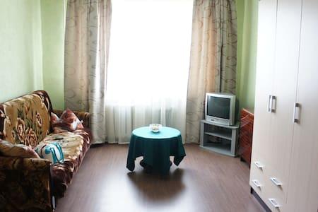 Однокомнатная квартира в центре города - Sortavala - Byt