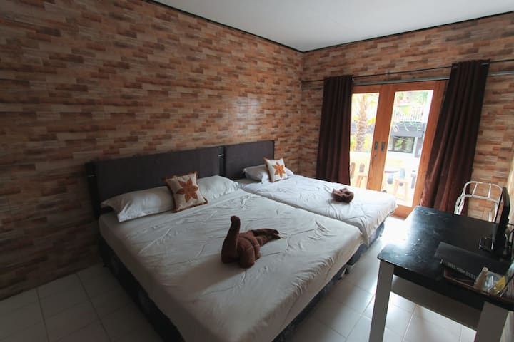 Private Room In Nusa Dua For 3 Pax