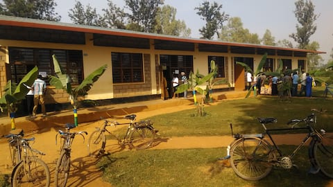 Mwogo House