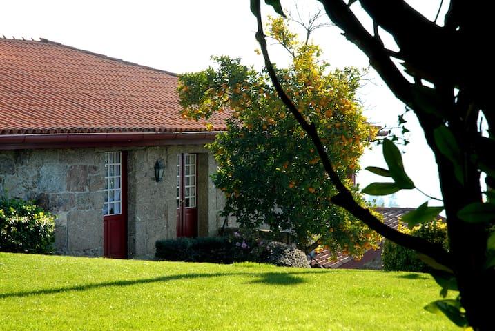 Cosy Farm in Guimarães - Quinta de Cima de Eiriz