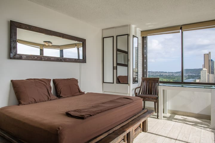 #Beautiful Studio in Waikiki - Honolulu - Apartment