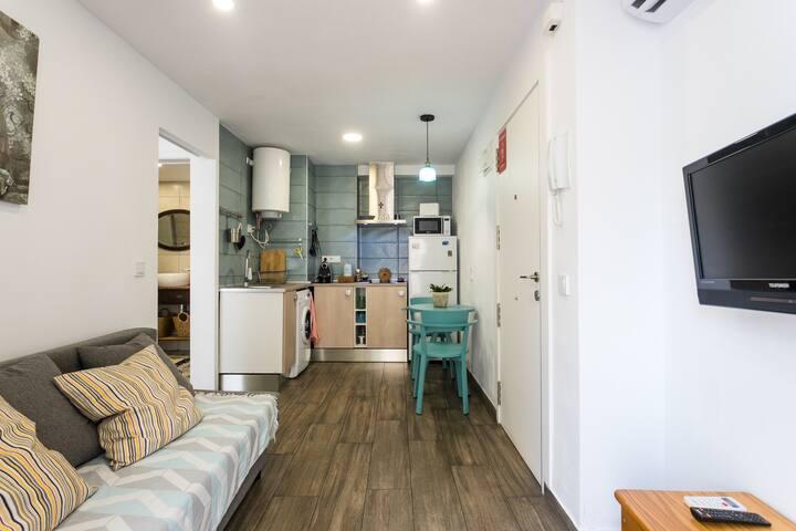 Coqueta casa en pleno centro de Alicante