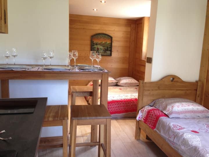 Apartment Bionnassay in Chamonix Mont-Blanc Valley