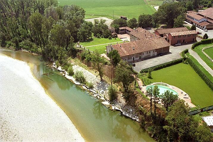 Appartamento sul Trebbia - Gazzola - Apartament