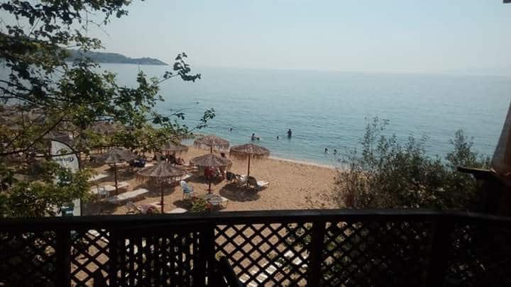 paradise in Palio Kavala 100m from the sea