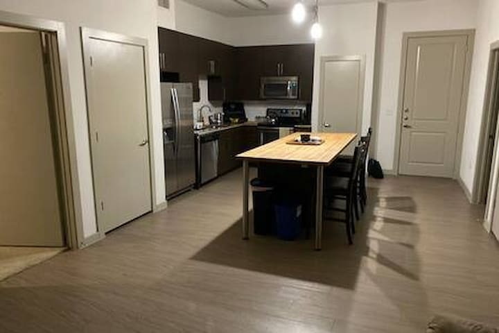Shared Apartment 1 Private BR and Bath