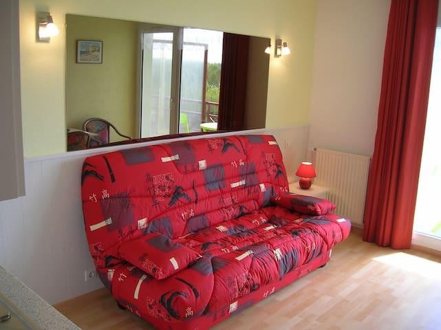 Beau studio entre Dinard et St Malo - La Richardais - Lägenhet