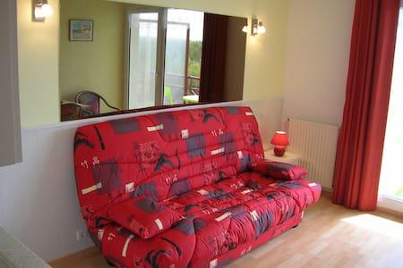 Beau studio entre Dinard et St Malo - La Richardais - Apartment