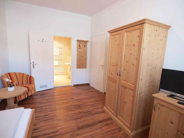 Hotel Klosterhof, (St. Blasien), Zweibettzimmer
