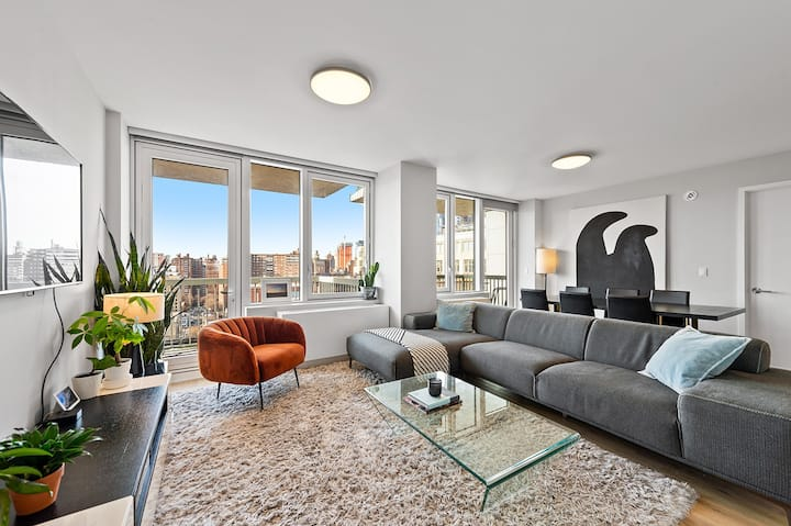 COZY 2 BED, 2.5 BATH IN HEART OF CHELSEA