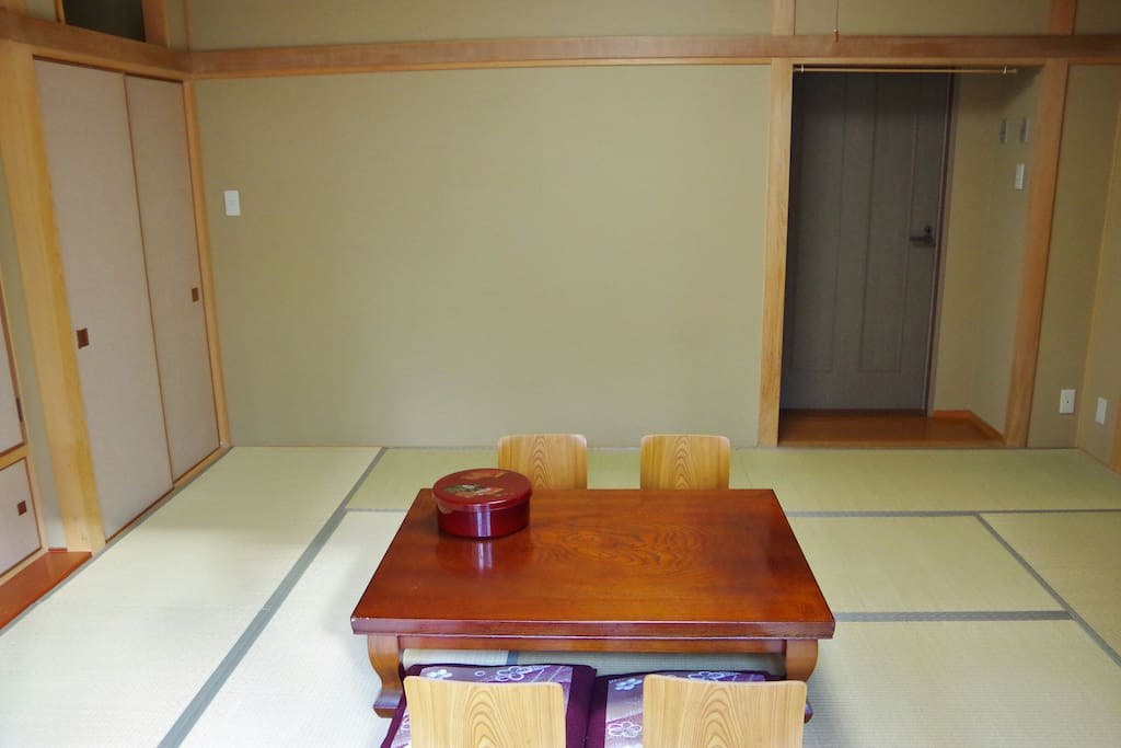 Traditional Japanese-style