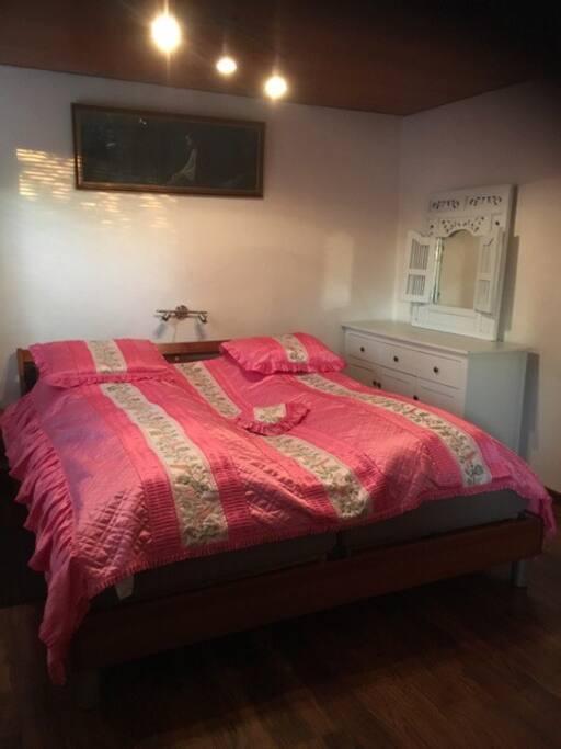 Soveværelse 1 Dobbelt