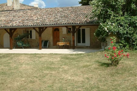 The Cottage at Beau Sejour - 12km to Saint Emilion - Branne