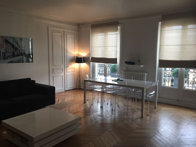 Perfectly located 86m2 - Family friendly! - Paris - Apartemen
