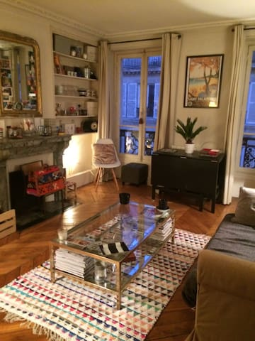 Charming Flat 42m2 Moulin Rouge /Pigalle