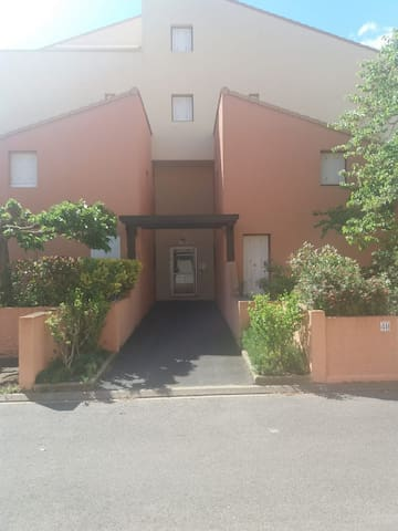 Grand appartement VALRAS PLAGE