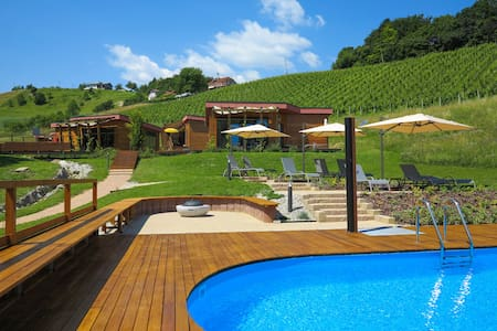 Naturasort Holiday Houses | 10 min from Maribor