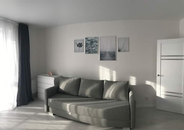 Новая квартира с шикарным видом и супер положением