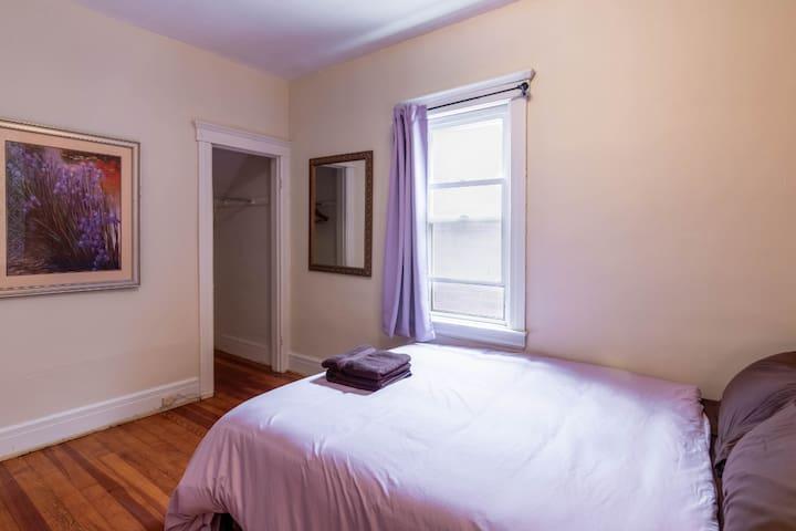 Enjoy this spacious room :)