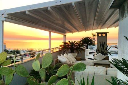Splendido attico vista mare - Apartment
