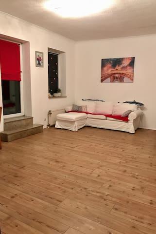 Gemütliche 2 Raum Wohnung + Garage - Bottrop - Leilighet