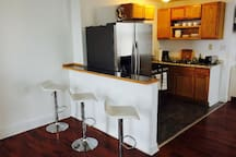 Clean and Fabulous View Loft in OTR /UC